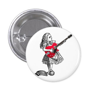 Go Axe Alice Pin