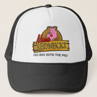 GO BIG WITH THE PIG! TRUCKER HAT