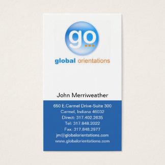 GO Business Card