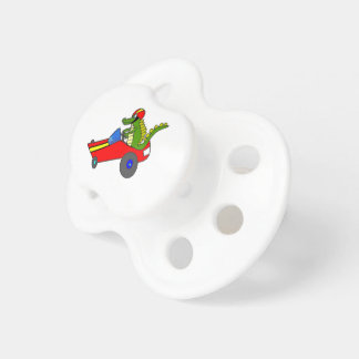 Go Cart Gator Pacifiers