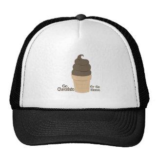 Go Chocolate Hats