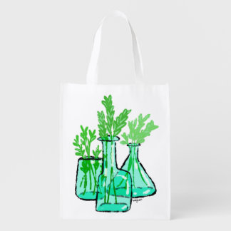 Go Clean, Go Green Reusable Grocery Bag