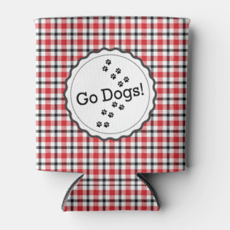Go Dogs! Coozie