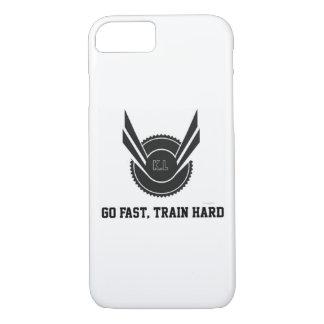 Go Fast, Train Hard Phone case