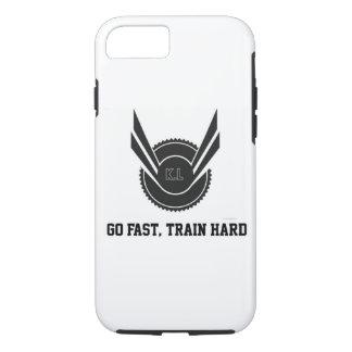 Go Fast, Train Hard Phonecase iPhone 8/7 Case