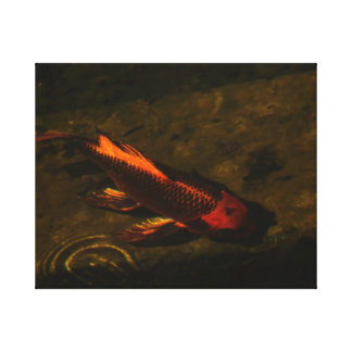 Go Fish! Canvas Print