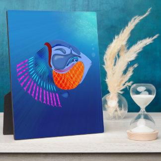 Go Fish Display Plaques