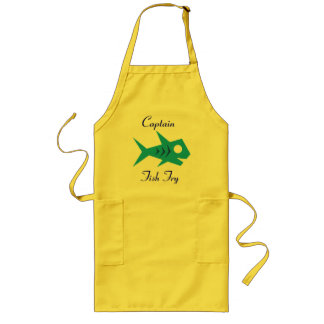 Go Fish_Fish-o-Saurus Long Apron