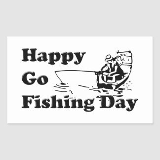 Fish today stickers sticker designs for Is today a good fishing day