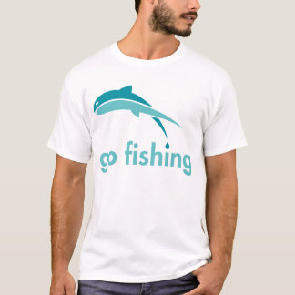 Go Fishing T-shirt