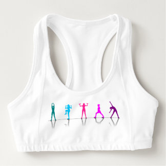 Go Fitness Sports Bra