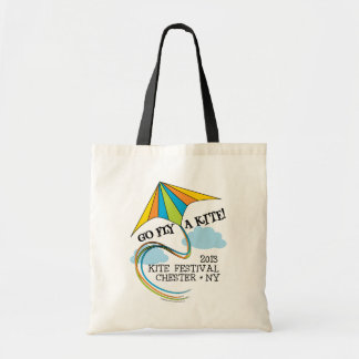 Go Fly a Kite Festival 2013 Tote Bag