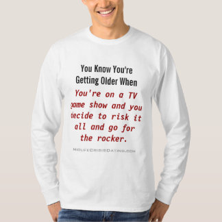 ' Go-for-it-All ' Game Show Shirt