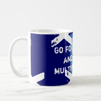 Go Forth and Multiply Math Teacher Mug