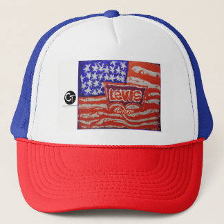 GO FORTH TRUCKER HAT