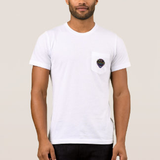 GO-GO Mardi Gras Men's Pocket Tshirt
