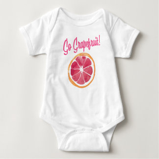 Go Grapefruit! Bodysuit