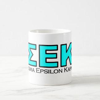 Go Greek!  Coffee Mug