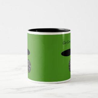 Go Green 15 oz Mug