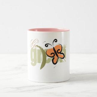 Go Green Butterfly Mug