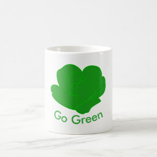 Go Green Coffee Mug
