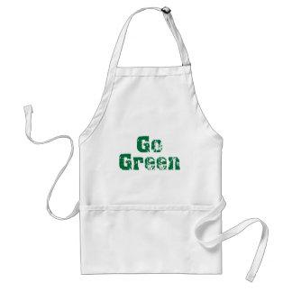 Go Green dis Standard Apron