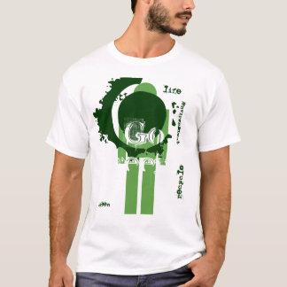 Go Green environment t-shirt