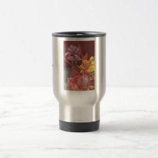 Go Green Floral Mug