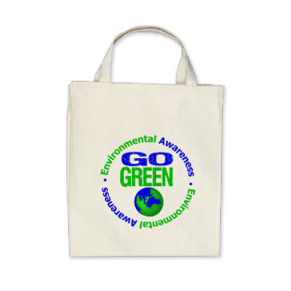 Go Green For the Environment v2 Bags