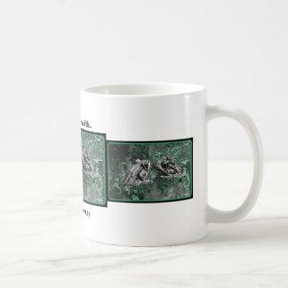 Go green /Frog lovers Basic White Mug