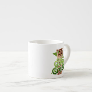 Go Green Girl Belle Espresso Cups