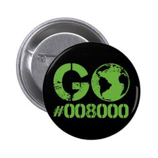 Go Green HTML RGB Button