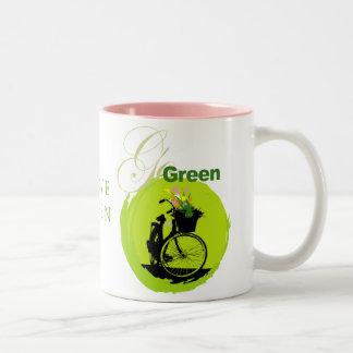 Go Green Mug