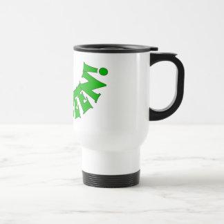 GO GREEN COFFEE MUGS