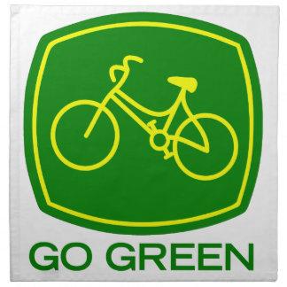 Go Green Napkin