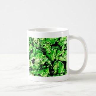 Go Green nature leafs natural Green Trees Earth Be Coffee Mug