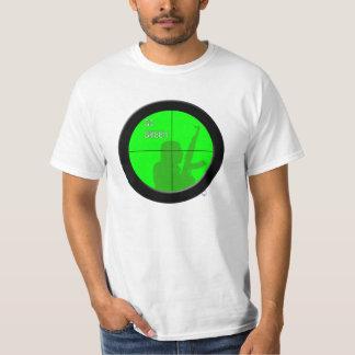 Go Green (Night Scope) T-Shirt