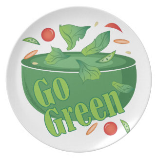 Go Green Plates