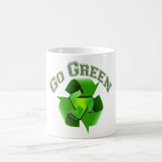 Go Green-Recycel Earthlings Mugs