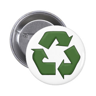 Go green recycle button