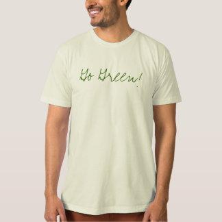 Go Green! Shirts