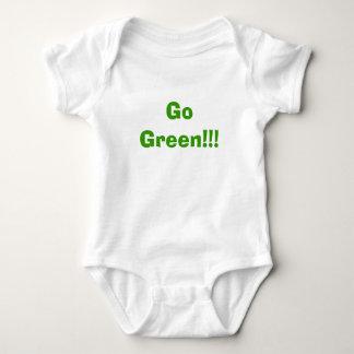 Go Green!!! Tshirts