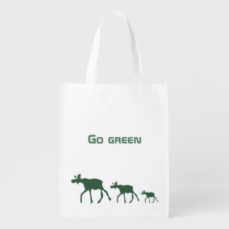 Go green with mooses
