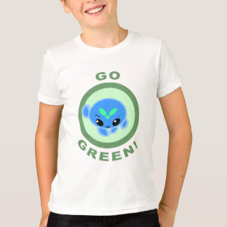 Go Green Ziro T-Shirt! T-Shirt
