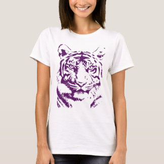 GO HARD LADIES TIGER STYLE (Spaghetti Top Fitted))