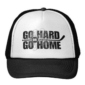 Go Hard or Go Home (Hockey) Cap