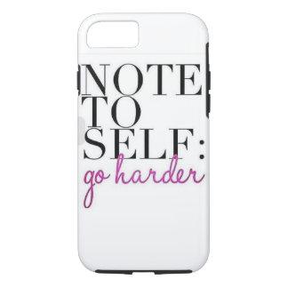 Go Harder iPhone 8/7 Case