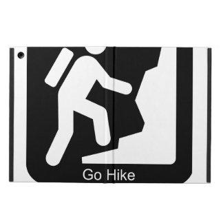 Go hike hiker iPad air cases