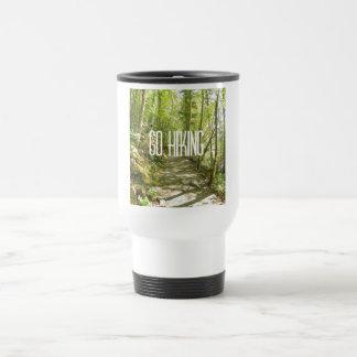 Go Hiking Travel Mug