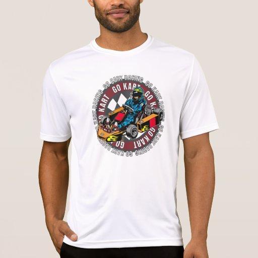 Go Kart Racing T-shirts